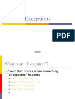 09. Exceptions