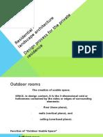 Planning:Landscape House (Lecture-1)