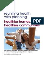 TCPA FINAL Reuniting Health Planning