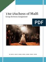 The Duchess of Malfi Study Guide