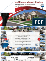 Winnipeg Real Estate August 2014 Market Update