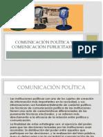 Comunicación Política y Comunicación Publicitaria