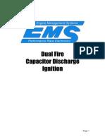Dual Fire CDI Manualf