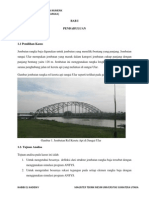 Tutorial Ansys (Jembatan)