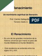 Ppt Clase Renacimiento 3 Medio c