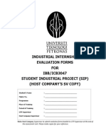 Evaluation Booklet SIP_IBB3047_HC SV