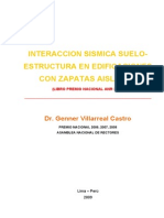 Interaccion Suelo Zapata