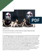 Plastation 2 Em High-Definition _ ComZgames