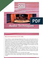 Audio Techniques