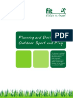 Planning and Design for Outdoor Sport and Play 2008