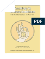 buddhist texts - teachings in chinese buddhism