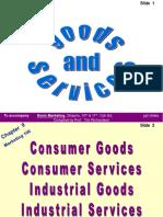 goods & srvs