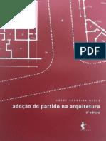 Adocao do Partido na Arquitetura - Laert Pedreira Neves.pdf