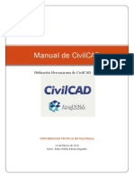 Manual de CivilCAD