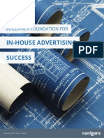 Building a Foundation for in-House Advertising Success