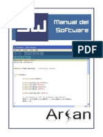 Arcan Manual Software A5 v2