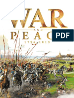 Manual Juego War & Peace