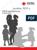Primeros Auxilios RCP-Pediatrico