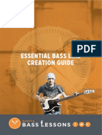 Essential Bass Line Creation Guide