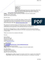 Email Ethan Torrey, Legal Counsel, SCOTUS