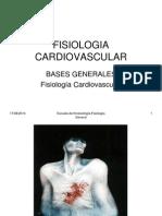 Clase 13 Conceptos Básicos Cardiovascular 2008