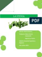 La Stevia en Argentina