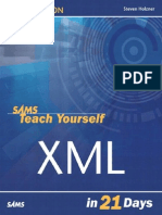 TEACH YOURSELF XML