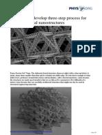 2014 05 Three Step Fractal Nanostructures