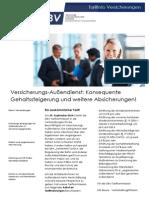 DBV Tarifinfo Versicherungs Aussendienst 08 14 Fin