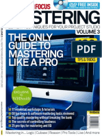 Music Tech Focus Mastering Vol 3