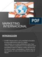 Presentación1 - Marketing Internacional