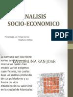 Socioeconomico Barrio San Jose