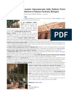 Arte a Palazzo Rosetta Savelli