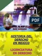 ( Ana Alicia Chavez ,Maria Concepcion Campos ) Historia Del Derecho