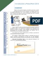 Manual PowerPoint2010 Lec01