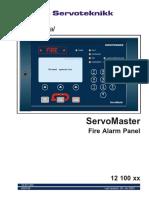 ServoMaster User Manual 12911004