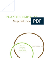 Manual de Plan de Empresa Sugar&Coco