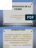 Fisiopatologia de La Fiebre UPJSB