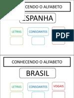 Autista Jogo Do Alfabeto Impresso