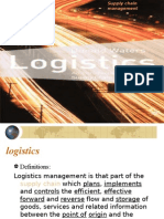 logistics and supply chain managemen foodlandt