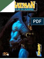 Batman - O Filho Do Dem%C3%B4nio