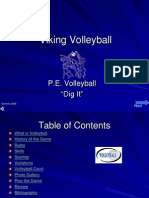 Viking Volleyball Powerpoint
