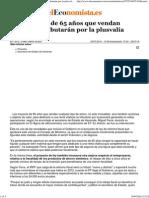 29-07-2014 Los Mayores de 65 Años Que Vendan Activos No Tributarán Por La Plusvalía - ElEconomista