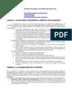 Resumen Psicologia Curriculum Cesar Coll