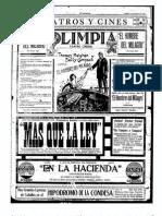 El Universal 4 Feb 1922
