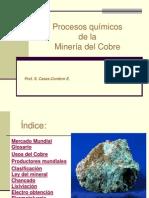 mineria del cobre