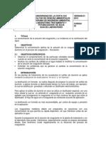 Guia 3 La Concentracion de La Solucion Del Coagulante y Su Incidencia en La Clarificacion Del Agua