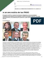 Página_12 __ El País __ a Un Año Exacto de Las PASO