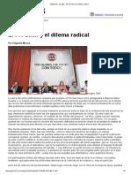 Página_12 __ El País __ El FA-Unen y El Dilema Radical