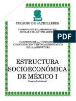 Cuaderno de Actividades Estructura I